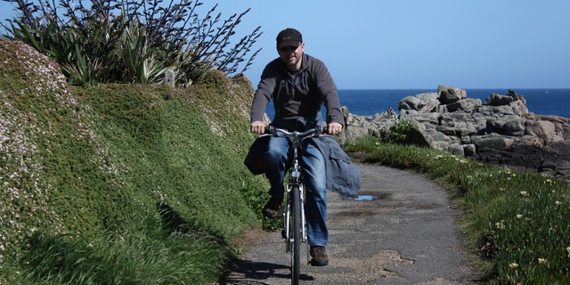 Ballade au Scilly : Excursion à St Mary's en vélo
